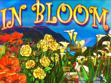 Играйте онлайн в автомат с бонусами In Bloom